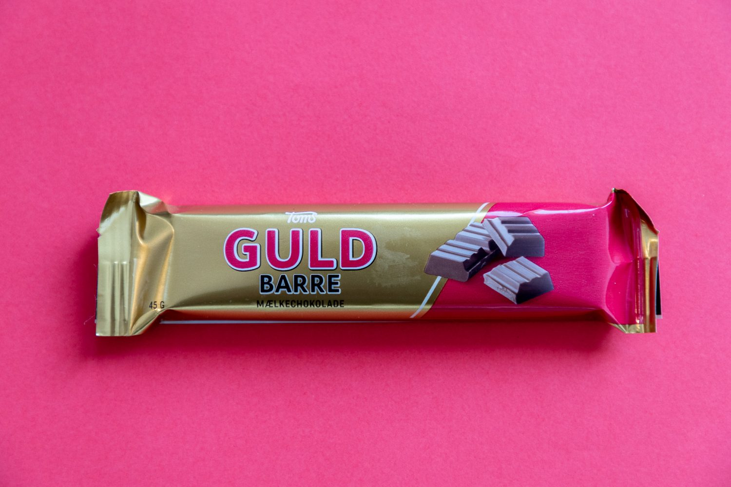 Best Danish Junk Food_Popular Candy Licorice in Denmark Toms Guld Barre